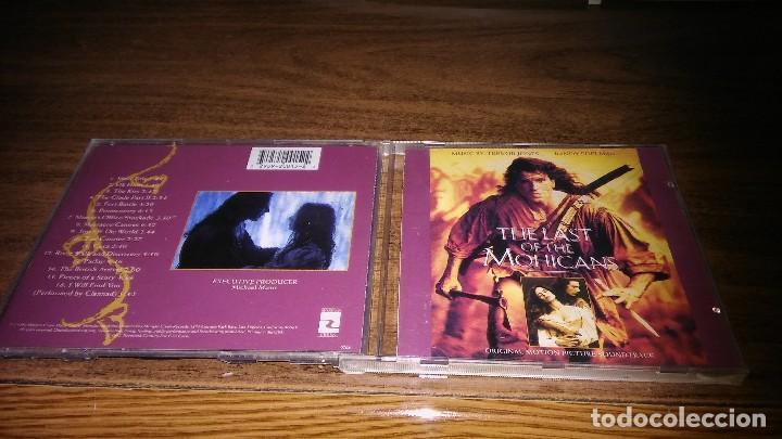 TREVORT JONES & RANDY EDELMAN - THE LAST OF THE MOHICANS (BSO) (Música - CD's Bandas Sonoras)