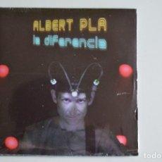 CDs de Música: ALBERT PLA - CD EP AVANCE DEL DISCO LA DIFERENCIA. Lote 128020931