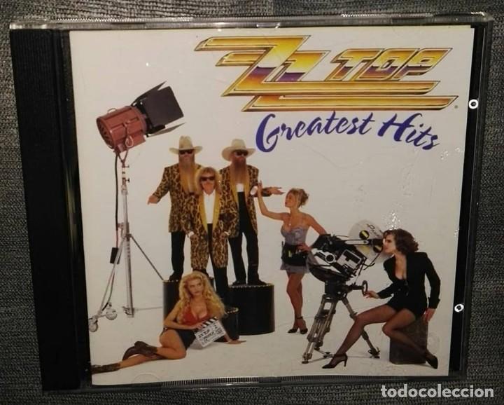 ZZ TOP GREATEST HITS CD (Música - CD's Rock)