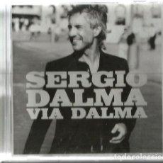 CDs de Música: CD SERGIO DALMA : VIA DALMA ( VERSION ESPECIAL CON 3 BONUS TRACKS !!!! ). Lote 128049903