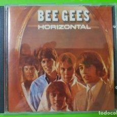 CDs de Música: BEE GEES CON SU MÍTICO ÁLBUM HORIZONTAL DEL AÑO 1968. Lote 128062515