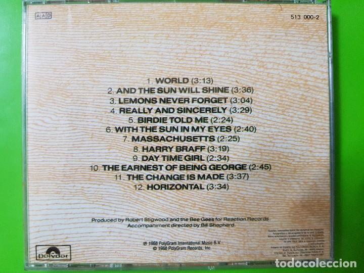 CDs de Música: Bee Gees con su mítico álbum Horizontal del año 1968 - Foto 2 - 128062515