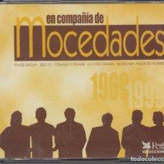CDs de Música: EN COMPAÑÍA DE MOCEDADES 4 CD'S 1969-1999 READER'S DIGEST SELECCIONES. Lote 140153145