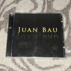 CDs de Música: JUAN BAU, AUTOGRAGIADO, 2CDS. Lote 128080351