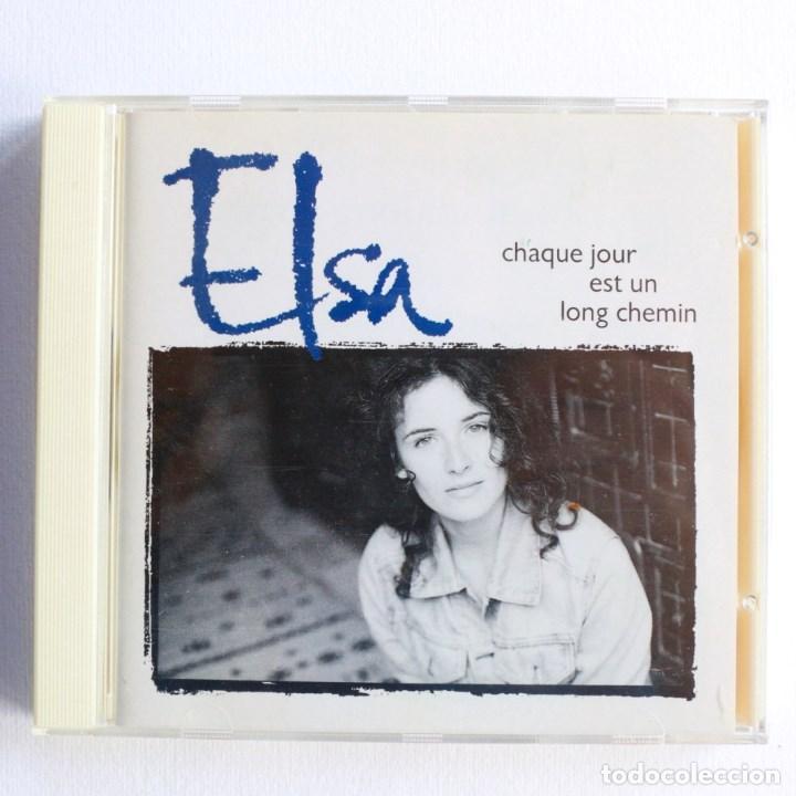 ELSA - CHAQUE JOUR EST UN LONG CHEMIN (Música - CD's Otros Estilos)