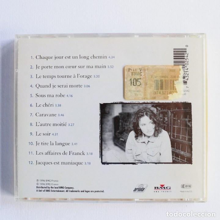 CDs de Música: Elsa - chaque jour est un long chemin - Foto 2 - 128144515