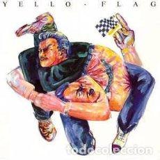 CDs de Música: YELLO - FLAG (CD, ALBUM) LABEL:FONTANA CAT#: 836 426-2 . Lote 128162095