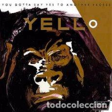 CDs de Música: YELLO - YOU GOTTA SAY YES TO ANOTHER EXCESS (CD, ALBUM, RP) LABEL:VERTIGO CAT#: 812 166-2 . Lote 128162371