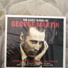 CDs de Música: THE EARLY WORKS OF GEORGE MARTÍN PRECINTADO. Lote 128162796