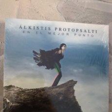 CDs de Música: ALKISTIS PROTOPSALTI EN EL MEJOR PUNTO PRECINTADO. Lote 128164582