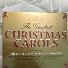 CDs de Música: CHRISTMAS CAROLS 3CDS PRECINTADO. Lote 128167319