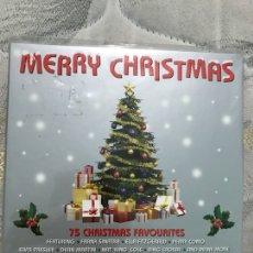 CDs de Música: MERRY CHRISTMAS 3CDS PRECINTADO. Lote 128167775