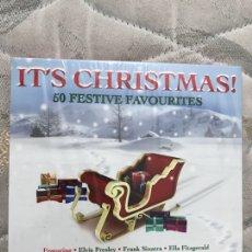 CDs de Música: IT'S CHRISTMAS 2CDS PRECINTADO. Lote 128167943