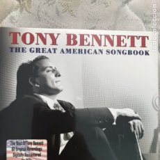 CDs de Música: TONY BENNETT THE GREAT AMERICAN SONGBOOK 3CDS PRECINTADO. Lote 128168810