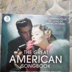 CDs de Música: THE GREAT AMERICAN SONGBOOK 3CDS PRECINTADO. Lote 128169228