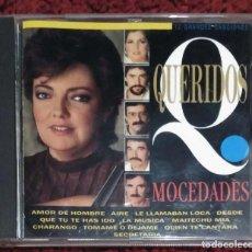 CDs de Música: MOCEDADES (QUERIDOS MOCEDADES) CD 1993. Lote 128179351