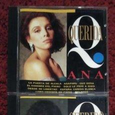 CDs de Música: ANA BELEN Y VICTOR MANUEL (QUERIDA ANA Y QUERIDO VICTOR) 2 CD'S 1993. Lote 128179479