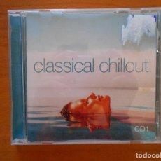 CDs de Música: CD CLASSICAL CHILLOUT - CD 1 (R8). Lote 128232331