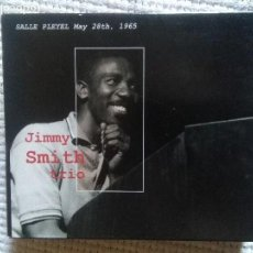 CDs de Música: JIMMY SMITH - '' SALLE PLEYEL MAY 28TH, 1965 '' 2 CD GERMANY 2002. Lote 128232907