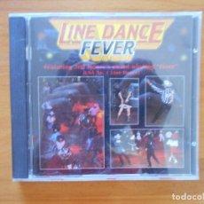 CDs de Música: CD LINE DANCE FEVER (H6). Lote 128235455