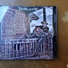 CDs de Música: INBLAUK - LOVE AS DRUG. CD SINGLE COUNTRY FOR SALAMANCA. ALEJANDRO CARBAYO.. Lote 128257923