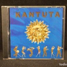CDs de Música: KANTUTA - KANTUTA - CD. Lote 128258995
