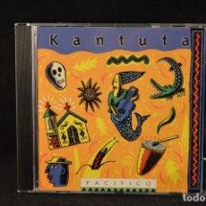 CDs de Música: KANTUTA - PACIFICO - CD. Lote 128259179