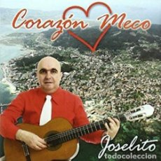 CDs de Música: R21 - JOSELITO. O GROVE. CORAZON MECO. CD. GALICIA. NUEVO Y PRECINTADO.. Lote 128283507