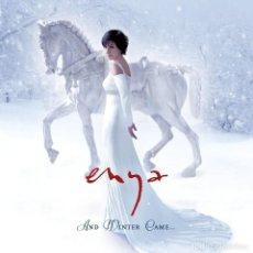 CDs de Música: ENYA AND WINTER CAME... CD NUEVO. Lote 128286707