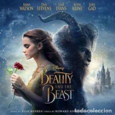 CDs de Música: THE BEAUTY AND THE BEAST / ALAN MENKEN CD BSO. Lote 128295835