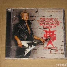 CDs de Música: (SIN ABRIR) MICHAEL SCHENKER GROUP - THE BEST OF THE MICHAEL SCHENKER GROUP (1980 - 1984). Lote 128297763