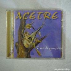 CDs de Música: ACETRE - CANTO DE GAMUSINOS - CD . Lote 128325183