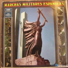 CDs de Música: MARCHAS MILITARES ESPAÑOLAS - EMI 1969 - LP - IBL -. Lote 128335311