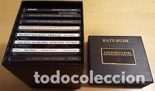 KATE BUSH THIS WOMAN'S WORK ANTHOLOGY 1978-1990 8 CDS ORIGINAL (Música - CD's Otros Estilos)
