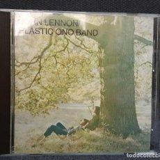 CDs de Música: JOHN LENNON - BEATLES - PLASTIC ONO BAND - CD - USA - RARO - EXCELENTE. Lote 128346607
