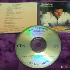 CDs de Música: CD MÚSICA JULIO IGLESIAS - UN HOMBRE SOLO, 1987. Lote 128352435