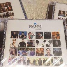 CDs de Música: CAP ROIG FESTIVAL / AÑOS 2015-16-17 / TODO PRECINTADO / OCASIÓN.. Lote 227822795