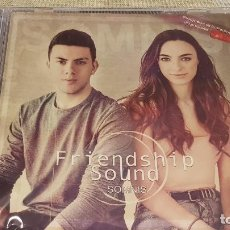 CDs de Música: FRIENDSHIP SOUND / SOMNIS / CD / MUSICA GLOBAL / 13 TEMAS / PRECINTADO - 2017. Lote 128356879