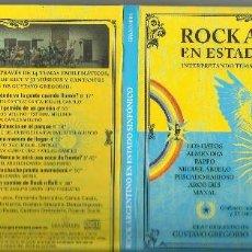 CDs de Música: ROCK ARGENTINO EN ESTADO SINFÓNICO CD DIGIPACK VARIOS INTERPRETES 2016. Lote 128357523