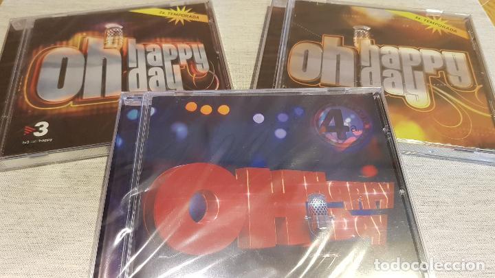 OH HAPPY DAY / TEMPORADAS 2, 3 Y 4 / TODOS PRECINTADOS / OCASIÓN !!! (Música - CD's Pop)