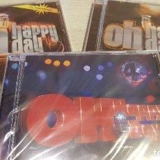 CDs de Música: OH HAPPY DAY / TEMPORADAS 2, 3 Y 4 / TODOS PRECINTADOS / OCASIÓN !!!. Lote 128360543