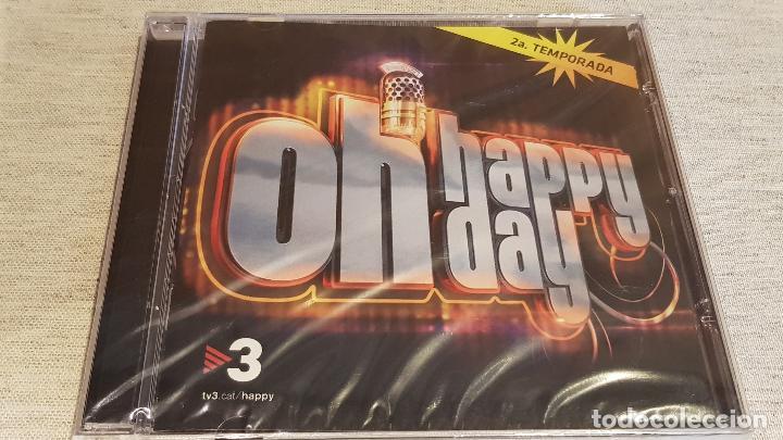 CDs de Música: OH HAPPY DAY / TEMPORADAS 2, 3 Y 4 / TODOS PRECINTADOS / OCASIÓN !!! - Foto 2 - 128360543