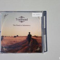 CDs de Música: TRAILHEAD - THE ROAD TO SALAMANCA. CD. COUNTRY. Lote 128366818