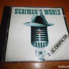 CDs de Música: SCATMAN JOHN SCATMAN´S WORLD CD ALBUM DEL AÑO 1995 ESPAÑA CONTIENE 13 TEMAS BMG RCA RARO. Lote 128376707