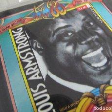CDs de Música: LOUIS ARMSTRONG - LOS 60 DE LOS 60. Lote 128382463