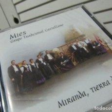 CDs de Música: MIES GRUPO TRADICIONAL CASTELLANO-MIRANDA,TIERRA DE TODOS CD. Lote 128394807