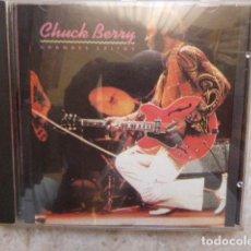 CDs de Música: CHUCK BERRY. GRANDES EXITOS. 25 TEMAS.. Lote 128420183