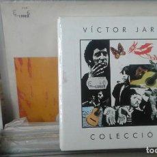CDs de Música: VICTOR JARA ,COLECCION,8,CDS. Lote 128423611