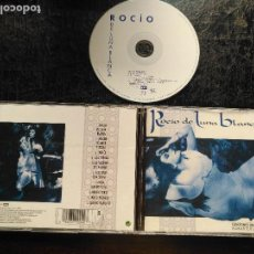 CDs de Música: CD ROCIO JURADO - ROCIO DE LUNA BLANCA , REMASTERIZADAS EMI 2006. Lote 128429919