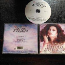 CDs de Música: CD ROCIO JURADO GRANDES EXITOS. Lote 128430195